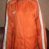 Куртка, дождевик на подкладке, Jako 52-54 наш, смотрим замеры.