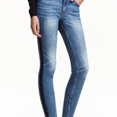 Джинсы Slim Regular, H&M, Xl