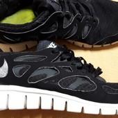 Кроссовки фирменные Nike Free run 2 р.47-30.5см