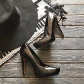 Лаковые туфли лодочки Aldo р-р 36