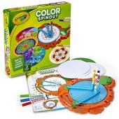 Crayola набор для творчества spinout play kit
