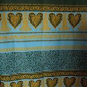 Новый темный яркий комплект постельного белья бязь хлопок натуральный Домтекс Берегиня с принтом