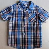 Разм.5Т. Рубашка Healthtex. Б/у