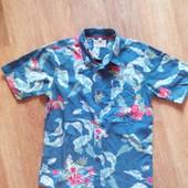 Рубашка M&S 10-11 лет
