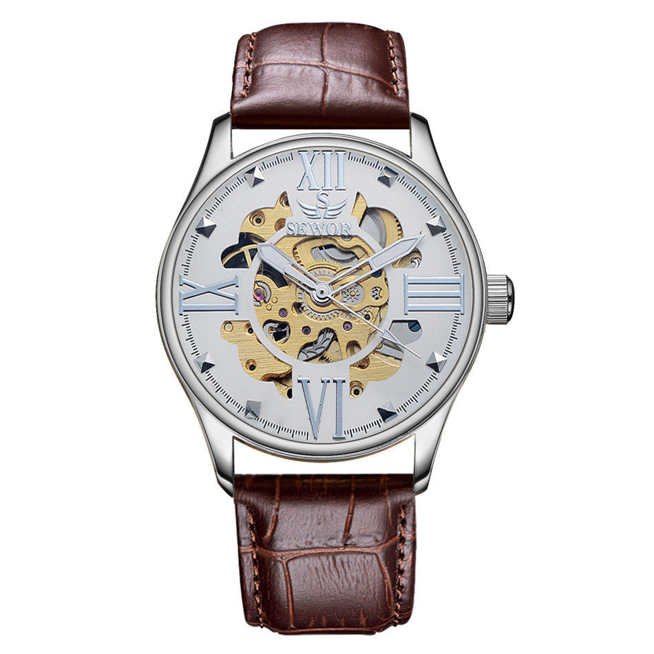 Но можно выбрать механические мужские наручные часы с автоподзаводом отечественного производства, которые обойдутся в разы дешевле по сравнению с заграничными брендами.