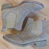 Ботинки pier one, размер 38.