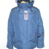 Мужская зимняя куртка на холлофайбере ZPJV.