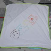 полотенце, одеяло