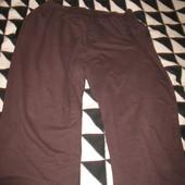 Штаны хлопок,унисекс, для дома,большого размера,60-62.