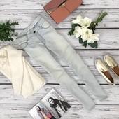 Классические джинсы-скинни Denim с высокой посадкой  PN4227