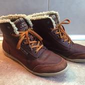 Ботинки Esprit размер 40 по стельке 26,5см, отл.сост.