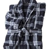 Мужской флисовый халат, халат из флиса Atlas for men Германия