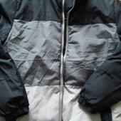 Двухсторонняя куртка на синтепоне Lonsdale р.46