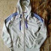 Женская кофта,толстовка,олимпийка Adidas оригинал