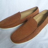 Tods кожаные оригинальные туфли 43