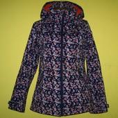 Термо куртка H&M хс-с деми, еврозима. шикарная! В отличном состоянии. Не промокает, не продувает. Ле