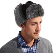 tcm, tchibo, теплая шапка, ушанка, Германия