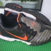 футзалки бутсы сороконожки копочки Nike  р.38.5 ,стелька  25 см состояние хорошее, все целое