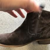 Новые женские ботинки,ботильоны,бренд Minelli, кожаные , 38 р