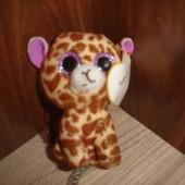Жирафик из Коллекция глазастиков Зоопарк Бу из Макдональдса
