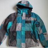 Термокуртка демисезонная на подростка 14 лет рост 164 см