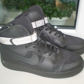рефлективные кроссовки ботинки  Nike Air  р. 46 стелька 30 см