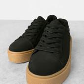 Крутые кроссовки криперы с вкусной карамельной подошвой