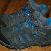 Кожаные термо ботинки 39 р Karrimor Weathertite отличное состояние