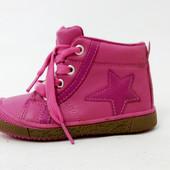 25 р Кожаные мягкие ботинки Германия