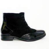 38 р 40 р Стильные ботинки полусапожки L.Day