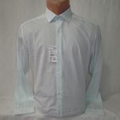 Распродажа! Мужская рубашка с длинным рукавом Kiabi.
