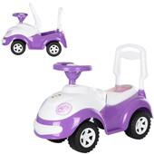 Машинка для катания Луноходик фиолетовая  174