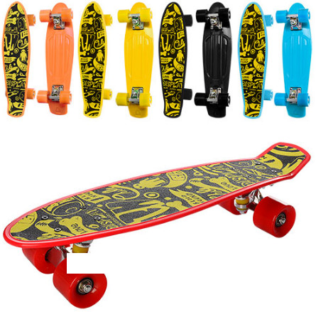 Скейт MS 0298 Пенни борд ( Penny Board) фото №1