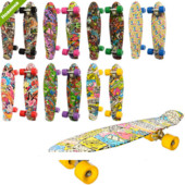 Скейт MS 0748-4 Пенни борд ( Penny Board)