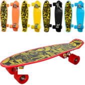 Скейт MS 0298 Пенни борд ( Penny Board)