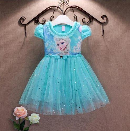 6d16ff54722 Платье холодное сердце эльза анна детское новогодний frozen карнавальный  костюм фото №1