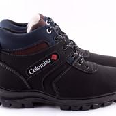 Мужские зимние ботинки на меху Columbia