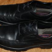 Кожаные туфли мокасины 43 р Easy Street хорошее состояние