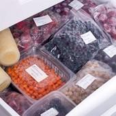 Наклейки самоклеющиеся на заморозку, на консервацию, лот 100штук 58*30! Очень удобно для дома!!