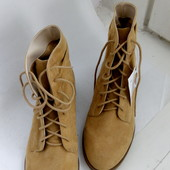 37 р 42 р замшевые ботинки clockhouse c&a Германия