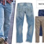 Стильные мужские джинсы р. 50 XXL Watsons Германия
