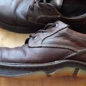 Кожаные фирменные туфли Dr.Martens р.42-26.5см