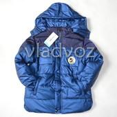 Демисезонная куртка на мальчика евро зима 8-12 лет 3636