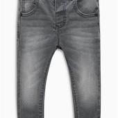 Трикотажные джинсы Next на 4-5 л