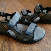 Кожаные сандали George 42р. 27,5 см