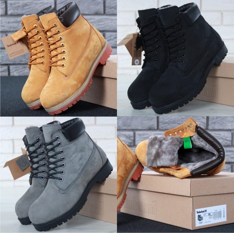 da28e3441 Зимние мужские ботинки timberland (натуральный мех), цена 1800 грн ...