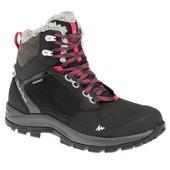 Женские зимние  водонепроницаемые ботинки Quechua