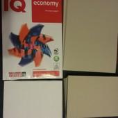 Офисная бумага А4, немелованный картон А4, А5