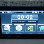 2din  pioneer 7022 crbg gps навигация + пульт на руль