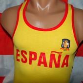 Спортивная стильная фирменная майка Chilong зб Испании xs-s-m